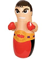 3D Bop Bag Blow Up Inflatable Punching Bag - Boxer (Toy)