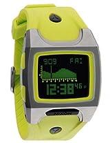 Nixon The Lodown TI Watch - Men's Lime, One Size