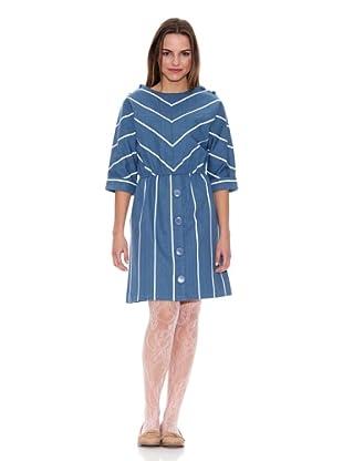 Pepa Loves Vestido Regina (Azul)