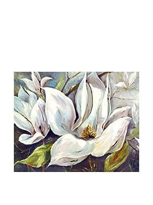 LegendArte  Wandbild Magnolien