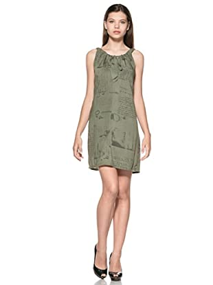 Eccentrica Vestido Naomi (Verde Salvia)