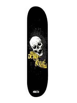 Roces Skateboard Skull 1400 F (negro)