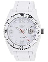 Adidas Brisbane Analog White Dial Unisex Watch - ADH6150