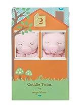 Angel Dear Cuddle Twin Set, Pink Piggy