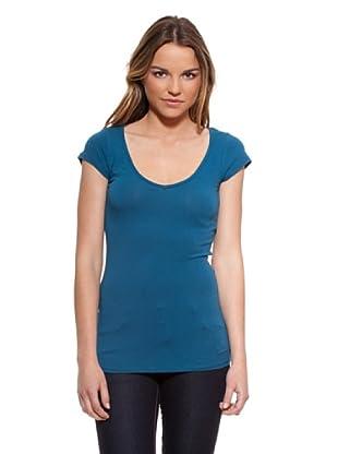 Timeout Camiseta Básica (Azul)