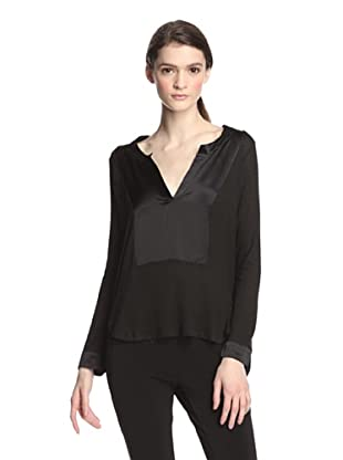 Elizabeth and James Women's Octavia Top (Black)