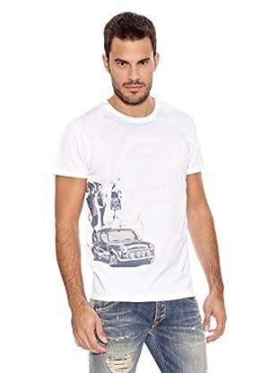 Pepe Jeans London Camiseta Britishopen (Blanco)