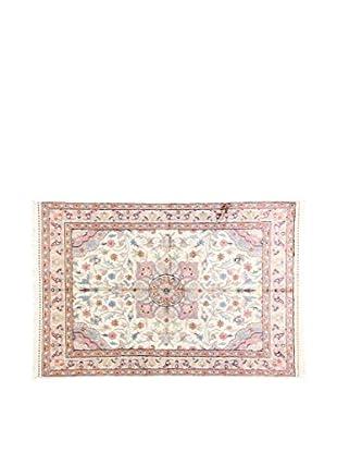 Eden Teppich   Kashmirian F/Seta 122X180 mehrfarbig
