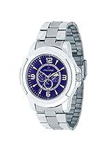 Dezine DZ-GR690-BLU-CH analog watch