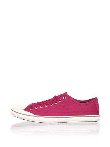 Tretorn Women's Skymra SL Poplin Sneaker (Persian Red)