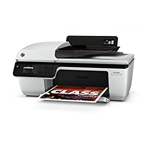 HP Deskjet Ink Advantage 2645 All-in-One Printer (Black and White)