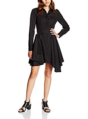 C/MEO COLLECTIVE (CAN40) Vestido Negro XL