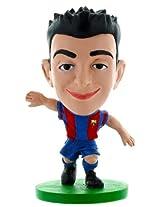 Soccerstarz Barca Toon Xavi Home Kit Figure