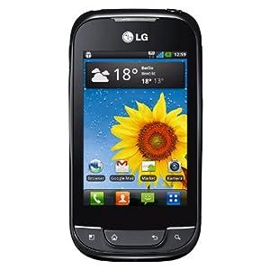 LG Optimus NET P690|Black