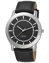 Esprit Analog Black Dial Women's Watch - ES104502001