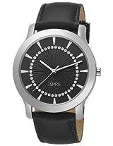 Esprit Analog Black Dial Women's Watch - ES104502001
