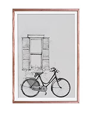 Surdic Panel Decorativo Bicycle Multicolor