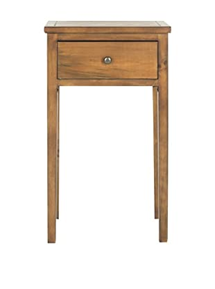 Safavieh Abel End Table, Brown