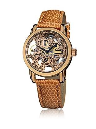 Akribos XXIV Reloj automático Woman AKR431RG Cognac