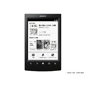 SONY 電子書籍リーダー Wi-Fiモデル Reader ブラック PRS-T2/BC