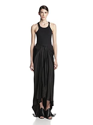 Rick Owens Women's Mermaid Skirt (Black)