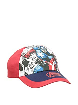 Marvel Cappellino con Visiera Captain America Shield