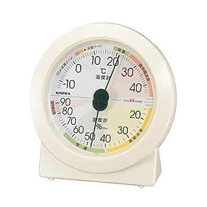 EMPEX (エンペックス) 温・湿度計 高精度UD(ユニバーサルデザイン) 温・湿度計 EX-2831