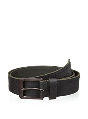 Timberland Men's Vintage Harness Belt (Black)