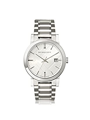 Burberry Men's BU9000 The City Silver Stainless Steel Watch
