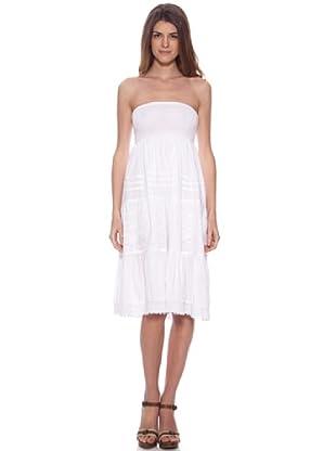 HHG Bandeau Kleid Drach (Weiß)