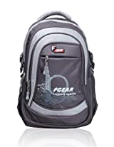 F Gear Dragon Grey Silver Laptop Backpack