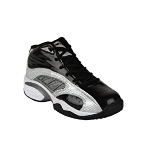 Phantom Sports Black Basketball Shoes