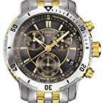 TISSOT PRS 200 T067.417.22.051 LUXURY CHRONOGRAPH MENS WATCH