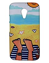 iAccy Alicia Souza Beach Case for Moto G2
