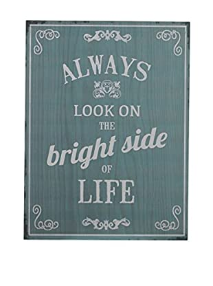Premier Interiors Wandbild Bright Side Wall