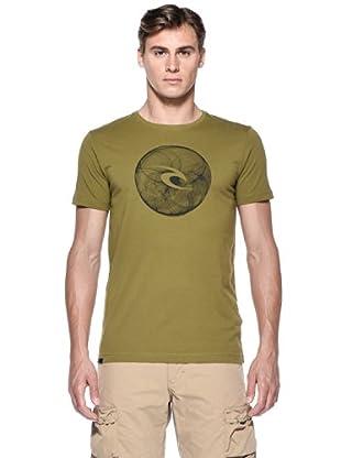 Rip Curl T-Shirt Physics S/S Tee (Verde)