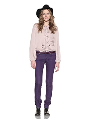 4 Stroke Women's The Rose Skinny Jeans (Antsy Pants/Purple)