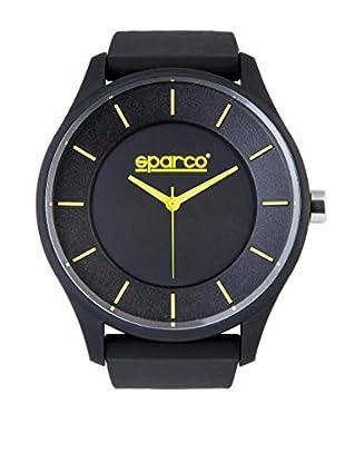 Sparco Uhr Ayrton schwarz 48 mm