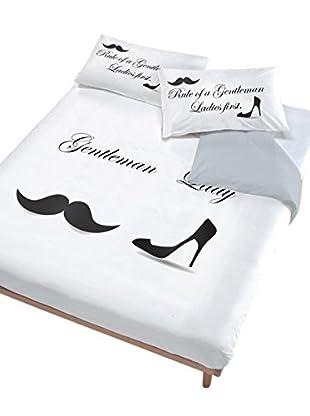 Italian Bed Linen Bettwäsche Lady Gentleman