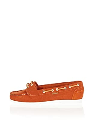 US Polo Assn Segelschuh Deloris (Orange)