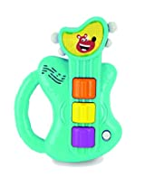 Baby Genius Mini Electronic Guitar Rattle Baby Toy
