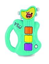 Baby Genius Mini Electronic Guitar Rattle Baby Toy