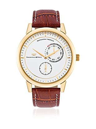 Rhodenwald & Söhne Reloj con movimiento cuarzo japonés  Marrón 42 mm