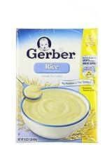 Gerber Baby Cereal - Rice - 16 Oz