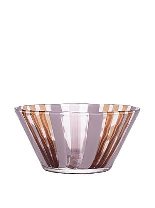 Kosta Boda Cabana Bowl, Lilac