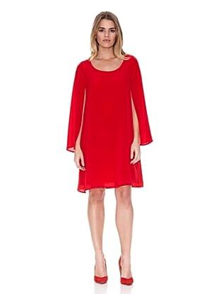 Poète Vestido Capi (Rojo)