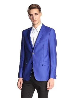 Jil Sander Men's Anita Slim Fit Jacket (China Blue)