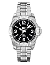 Caterpillar Analogue Black Dial Women's Watch - A4.331.11.131