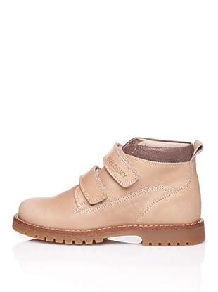 Pablosky Stiefel 2 Klettverschlüsse (Beige)
