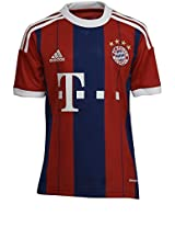 Red Fc Bayern Munich Shorts Adidas